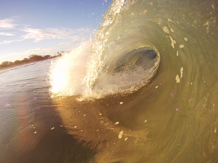 A Gold Coast wave