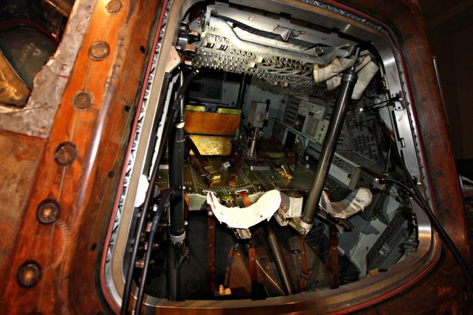Apollo 10 Command Capsule
