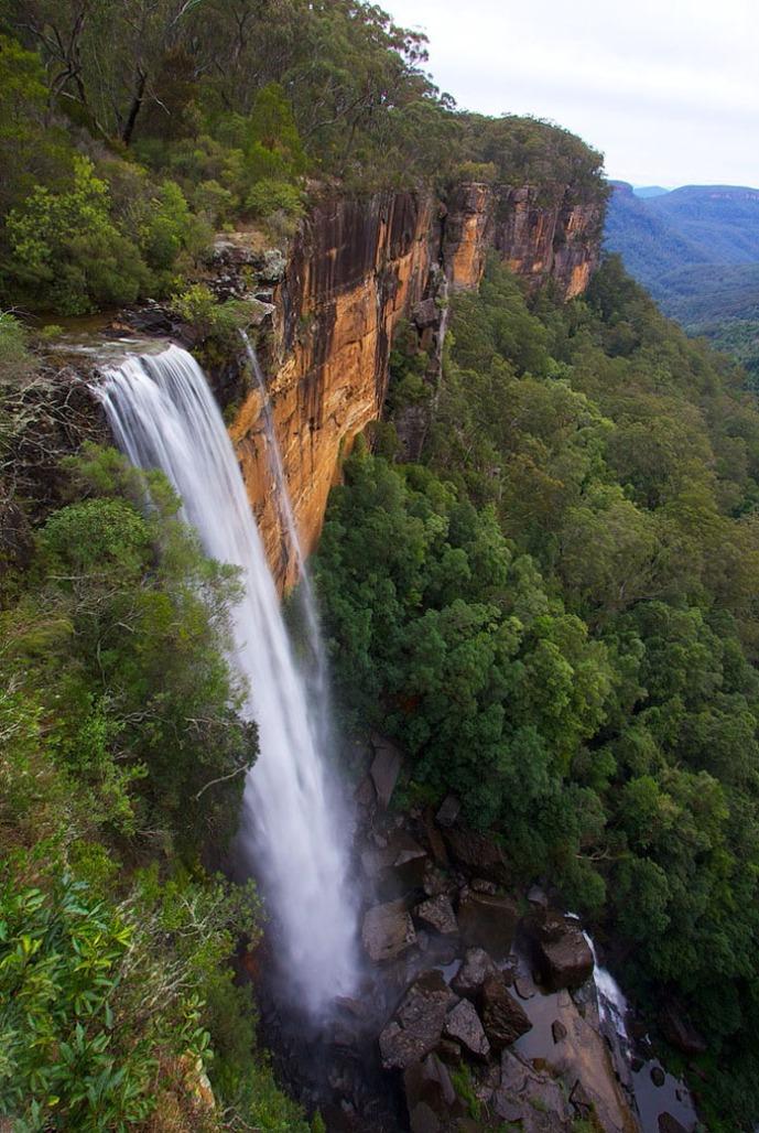 Fitzroy Falls Waterfall