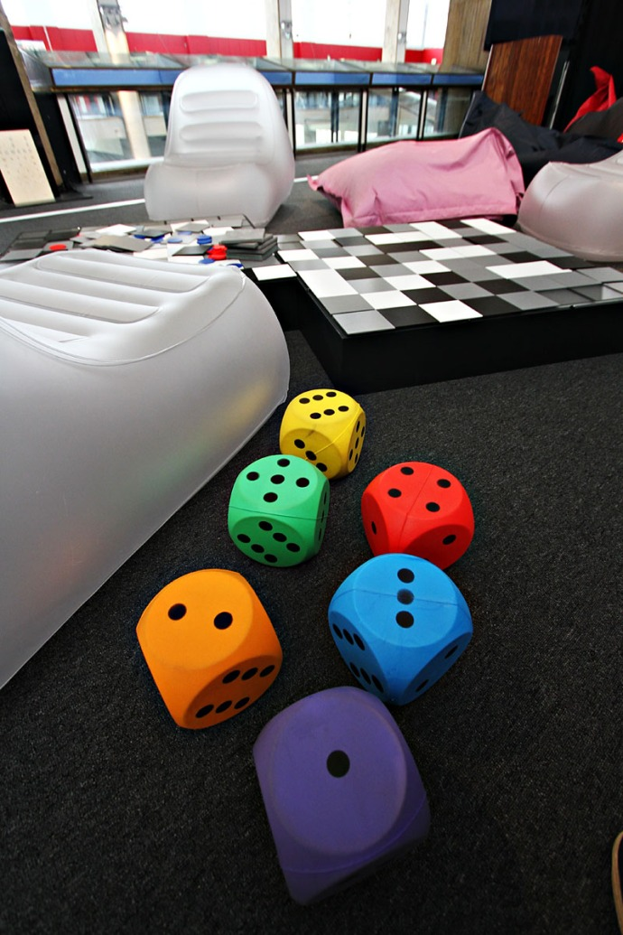 Colourful Dice