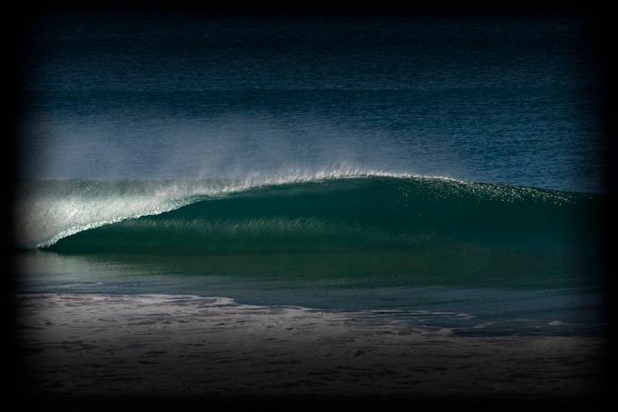 barrel pit wave perfect wallpaper.