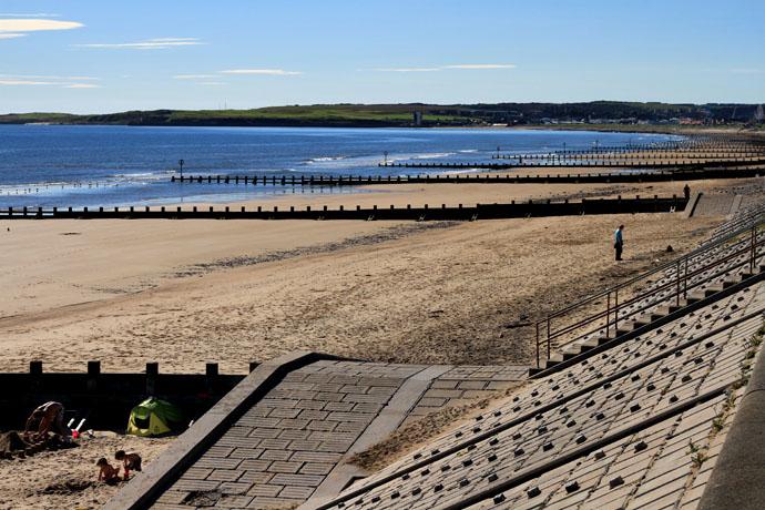 Aberdeen Beach Sunny